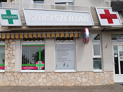Zsongorkő Gyógyszertár