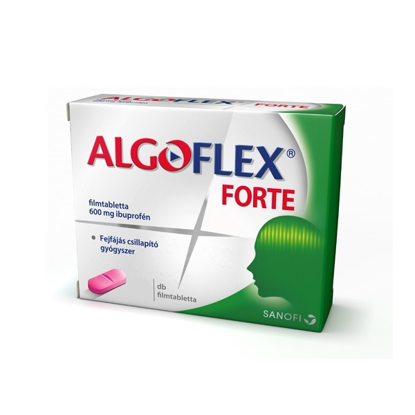 Algoflex forte filmtabletta - 10x