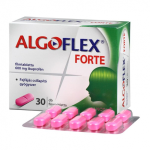 Algoflex forte filmtabletta - 30x