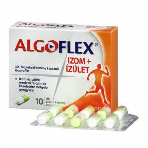 Algoflex Izom+Ízület 300 mg retard kemény kapszula - 10x