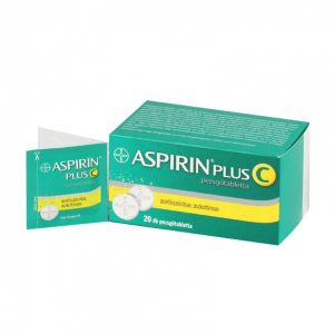 Aspirin Plus C pezsgõtabletta - 20x