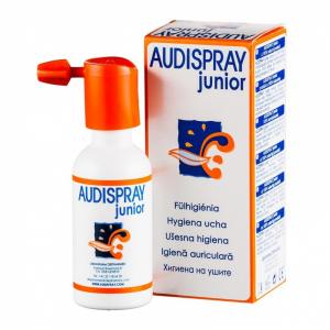 Audispray Junior fülspray - 25ml