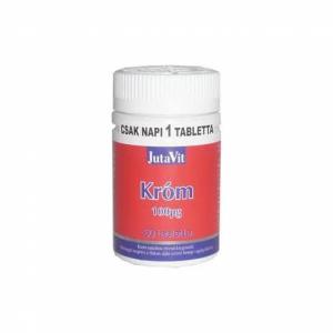 JutaVit Króm 100 mcg tabletta - 60x