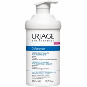 Uriage Xémose testápoló krém száraz/nagyon szár.b. - 400ml