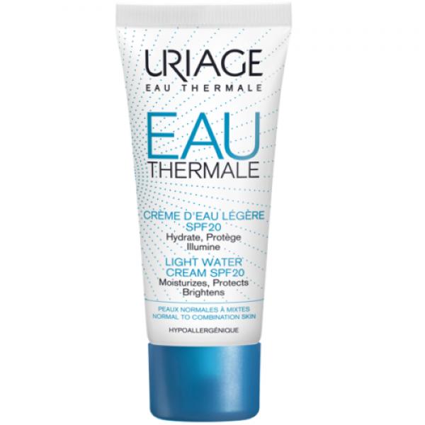 Uriage Termál Hidratáló arckrém SPF 20 - 40ml