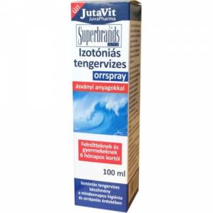 JutaVit orrspray izotóniás  - 100ml