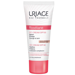 Uriage Roséliane CC SPF30 krém - 40ml