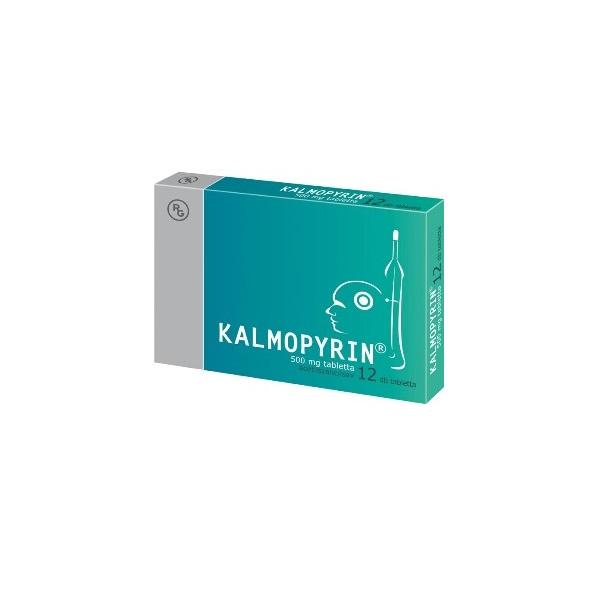 Kalmopyrin 500 mg tabletta - 12x