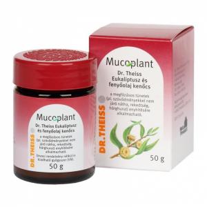 Mucoplant Dr. Theiss eukaliptusz és fenyõolaj ken. - 1x50g