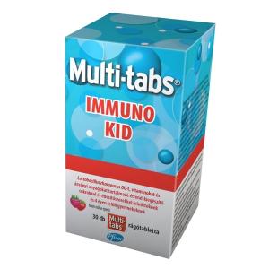 Multi-Tabs Immuno Kid rágótabletta - 30x