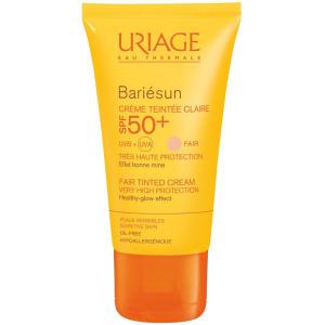 Uriage Bariésun színezett arckrém (világos)SPF 50+ - 50ml