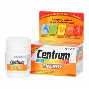 Centrum Energy A-tól Z-ig tabletta - 30x
