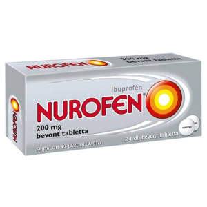 Nurofen 200 mg bevont tabletta - 24x