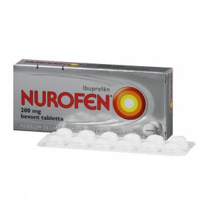 Nurofen 200 mg bevont tabletta - 12x