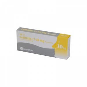 Cetirizin-EP 10 mg filmtabletta - 10x