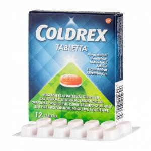 Coldrex tabletta - 12x