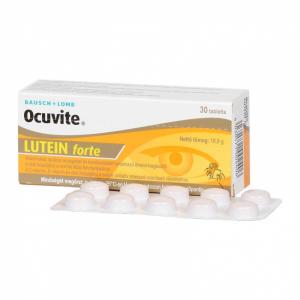 Ocuvite lutein forte tabletta - 30x