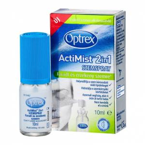 Optrex Actimist 2in1 szemspray fáradt+érzékeny sz - 10ml