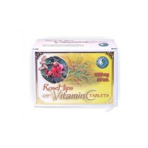 Dr.Chen Natúr C-vitamin csipkebogyó kivonat tabl. - 80x