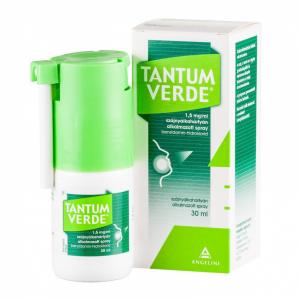 Tantum Verde 1,5mg/ml szájnyálkahártyán alk.spray - 30ml tar