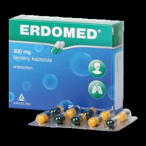 Erdomed  300 mg kemény kapszula - 20x