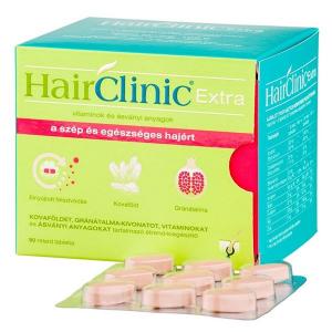 HairClinic Extra tabletta - 90x