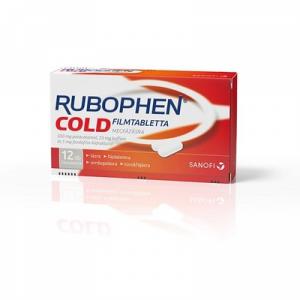 Rubophen Cold filmtabletta - 12x