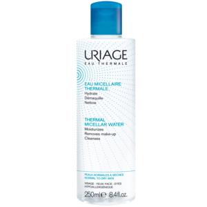 Uriage micellás arclemosó normál/száraz bõrre - 250ml