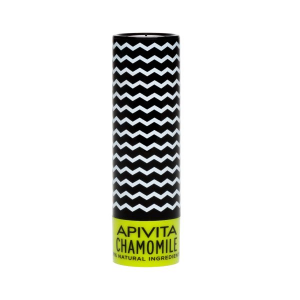 APIVITA Ajakápoló stift kamillával, SPF15 fényvédelemmel 4,4gr