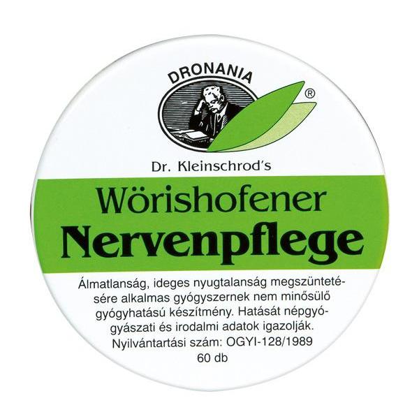 Wörishofeni Nervenpflege tabletta