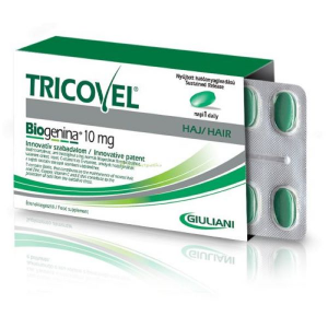 Tricovel Biogenina 10mg tabletta 30x