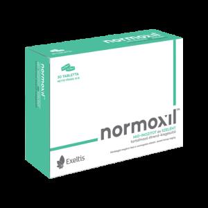 Normoxil mio-inozit + szelén tabletta 30x