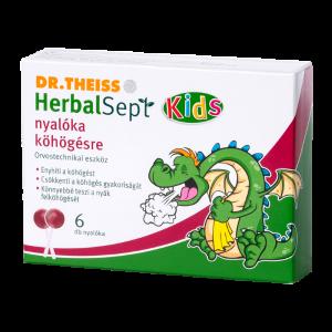 Dr.Theiss HerbalSept Kids nyalóka köhögésre