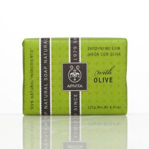 APIVITA Natúr szappan olívával, minden bőrtípusra