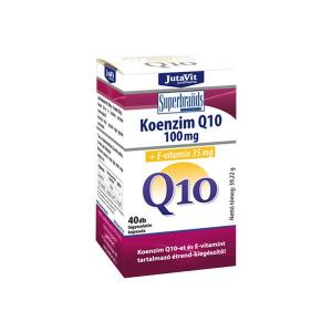 JutaVit Koenzim Q10 100 mg lágykapszula 40x