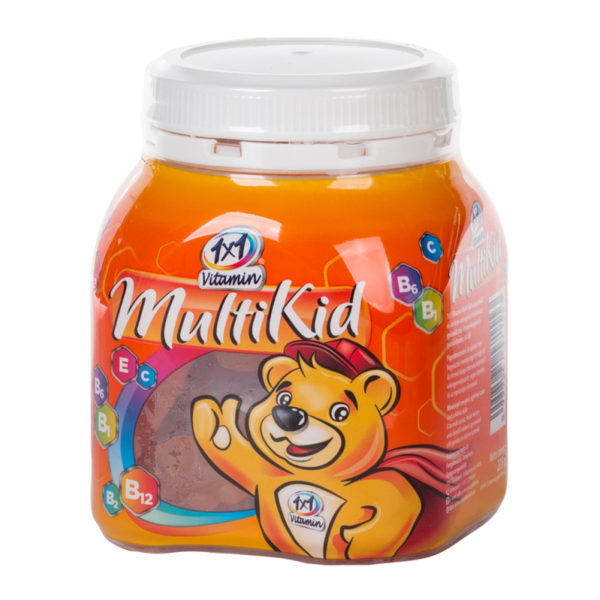 1x1 Vitamin MultiKid gumivitamin