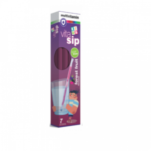 VitaSip Kids erdeigyümölcs ízben 6x7