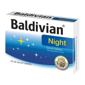 Baldivian Night bevont tabletta 30x