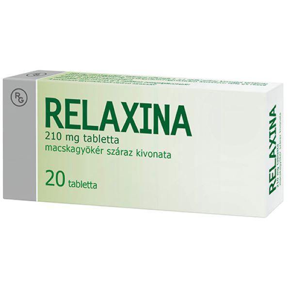 Relaxina 210mg tabletta