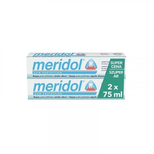 Meridol fogkrém Duopack