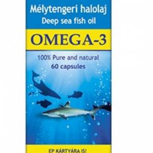 Dr.Chen Omega 3 mélytengeri halolaj kapszula