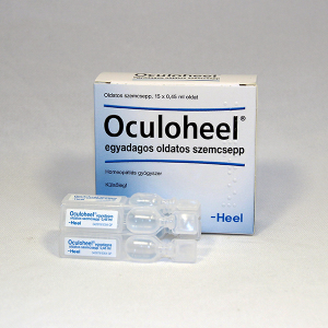 Oculoheel egyadagos oldatos szemcsepp