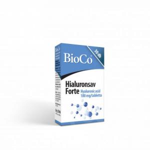 BioCo Hialuronsav Forte tabletta 30x