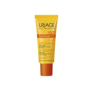 Uriage BARIÉSUN SPOT krém pigmentfoltok ellen SPF50+