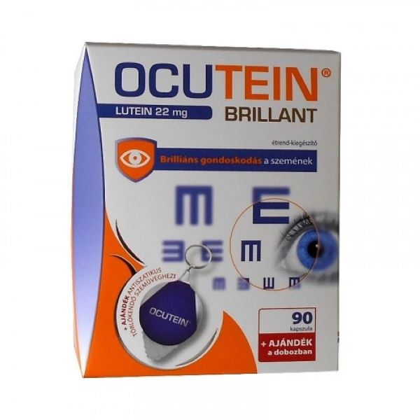 Ocutein Brillant kapszula