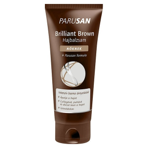 Parusan Brilliant Brown hajbalzsam