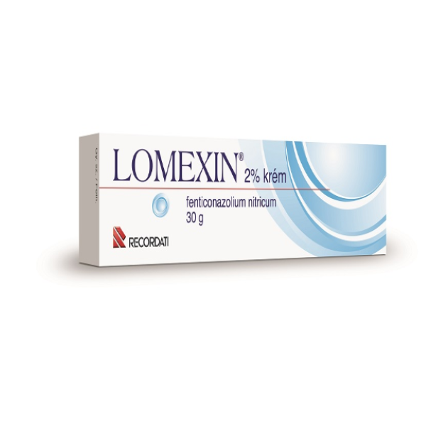 Lomexin 2% krém