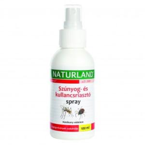 Naturland Szúnyog/kullancs-riasztó spray