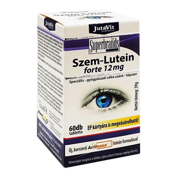 JutaVit Szem-Lutein 12 mg Forte tabletta
