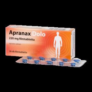 Apranax Dolo 220 mg filmtabletta 30db